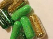 Glitter Pills, pilule pour chier paillettes