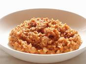 pilaf pimenté tomate thon
