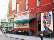 New-York Caffe' Roma, plus ancienne pâtisserie italienne ville