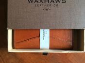 Waxhaws: l'étui-portefeuille grand luxe pour iPhone