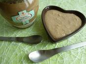 tartinade diététique cappucino avec inuline stévia (sans sucre sans gluten)