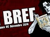 bref Kiosques Urban Comics Décembre 2014