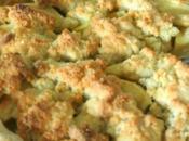 Tarte Pommes Caramélisées Crumble Noisettes