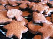 Biscuits sablés chocolat