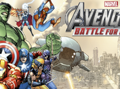 Test Marvel Avengers Battle Earth (Wii