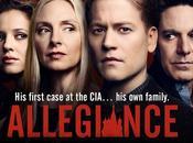 ALLEGIANCE: suspens espionnage histoire famille février