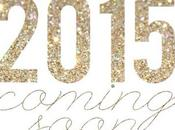 2015 Here come