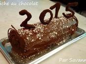 Bûche chocolat...