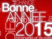 Bonne heureuse année 2015 chacun chacune d'entre vous