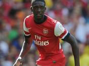 Mercato Arsenal Sanogo toujours dans viseur Bordeaux