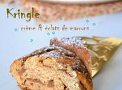Kringle l'Épiphanie {crème éclats marrons}