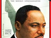 janvier 1964, Martin Luther King l'homme l'année