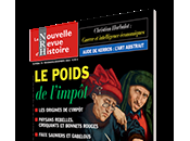 poids l'impôt, Nouvelle Revue d'Histoire n°75, Novembre-Décembre 2014