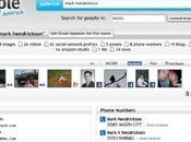 Comment Google 123people, moteur recherche personnes