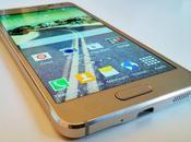 Samsung Galaxy Alpha coup coeur bémols...
