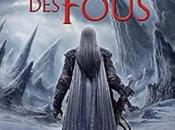 reine rouge, tome prince fous Mark Lawrence