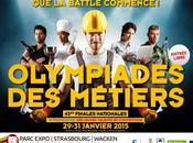 43ème Olympiades Métiers Strasbourg battle commence