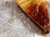 Bataille Food galette rois noisette éclats chocolat noir