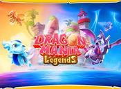 Dragon Mania Legends disponible votre iPhone