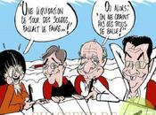 hommage l'attaque Charlie Hebdo dessins