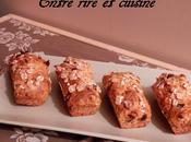 Muffins légers {sans beurre} Cranberries, Pépites chocolat flocons d'épeautre