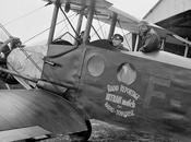 1932, Alex Virot assure reportage radio avion