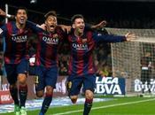 Liga Barça débarrasse l'Atlético