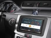2015 Pioneer lance nouveaux autoradios sous Android
