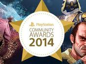 Playstation Community Awards 2014 Votez!