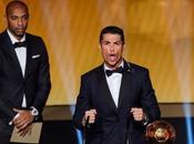 Quand toile s'empare Ronaldo