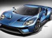 Ford pour fêter 50ans triplé Mans!