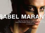 Natasha Poly, nouvelle aventurière dernière campagne Isabel Marant...