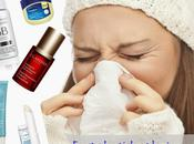 gestes beauté faire durant grippe rhume