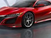 Acura NSX: sportive Hydride