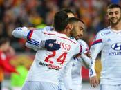 Lyon s'impose face Lens l'OM sous pression