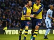 Premier League Arsenal s'impose City sans trembler