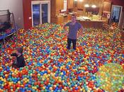 Faire maison énorme salle jeux!! (vidéo)