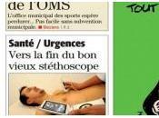 journal Midi Libre caricature Charlie Hebdo président français