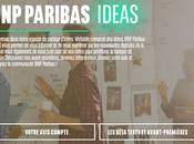 Nouvel essai co-innovation Paribas
