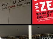 Communiqué presse,REP parents lutte, collège Paul Eluard janvier 2015