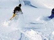 Skier groupe