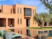 Découvrez charmes Marrakech louant villa luxe