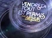 Vendredi tout permis avec Ariane Brodier, Artus, Cartman, Djal, Jarry