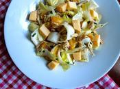 Salade croquante d'endives maquereaux
