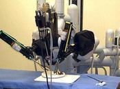 robot chirurgical l'Hôpital Robert Schuman Metz