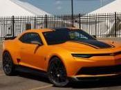 Chevrolet Camaro 2016 réponse Mustang?