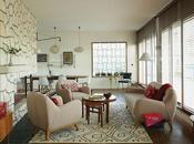 Royan moderniste réhabilitation d'un appartement 1950