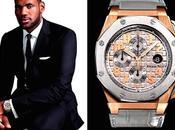 horlogers luxe mettent main panier
