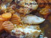 sauté poulet milanaise