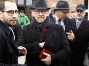 Steven Spielberg présent Auschwitz pour commémorations